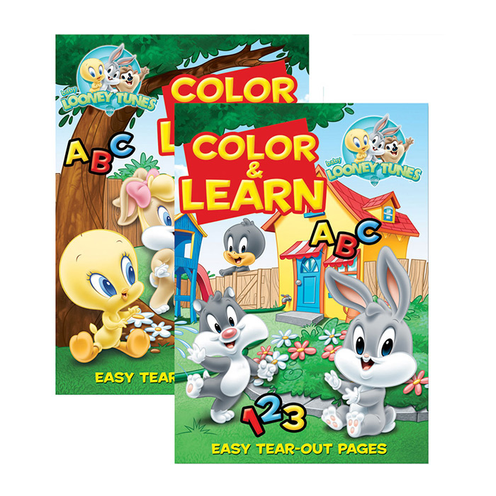 BABY LOONEY TUNES Workbook