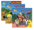 BABY LOONEY TUNES Board Books