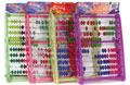 10-Railed Counting Abacus w/ Stand