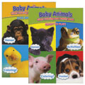 BABY ANIMALS Giant Coloring & Activity Book