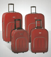 C.Y. LUGGAGE SET by GABBIANO, CS6620
