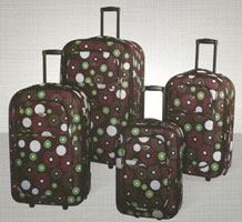 C.Y. LUGGAGE SET by GABBIANO, CS6650