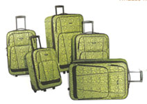 C.Y. LUGGAGE SET by GABBIANO, CS7030