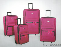 C.Y. LUGGAGE SET by GABBIANO, CS70600