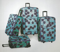C.Y. LUGGAGE SET by GABBIANO, CS7070