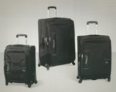 C.Y. LUGGAGE SET by GABBIANO, CY3050