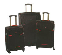 C.Y. LUGGAGE SET by GABBIANO, CY4010