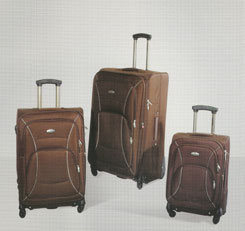 C.Y. LUGGAGE SET by GABBIANO, CY4030