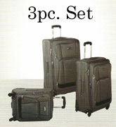 C.Y. LUGGAGE SET by GABBIANO, CY4040