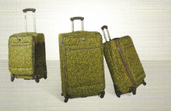 C.Y. LUGGAGE SET by GABBIANO, CY4050
