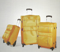 C.Y. LUGGAGE SET by GABBIANO, CS4060
