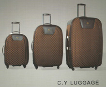 C.Y. LUGGAGE SET by GABBIANO, CY5010